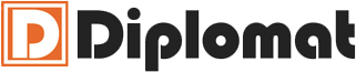 لوگوی گاوصندوق دیپلمات